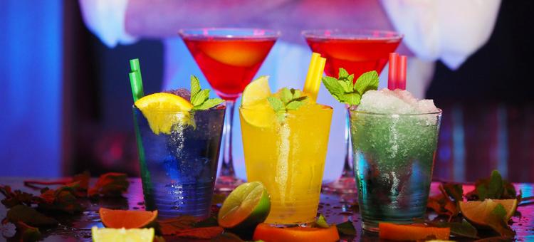 cocktail menu templates