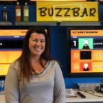 Stacy at Buzztime