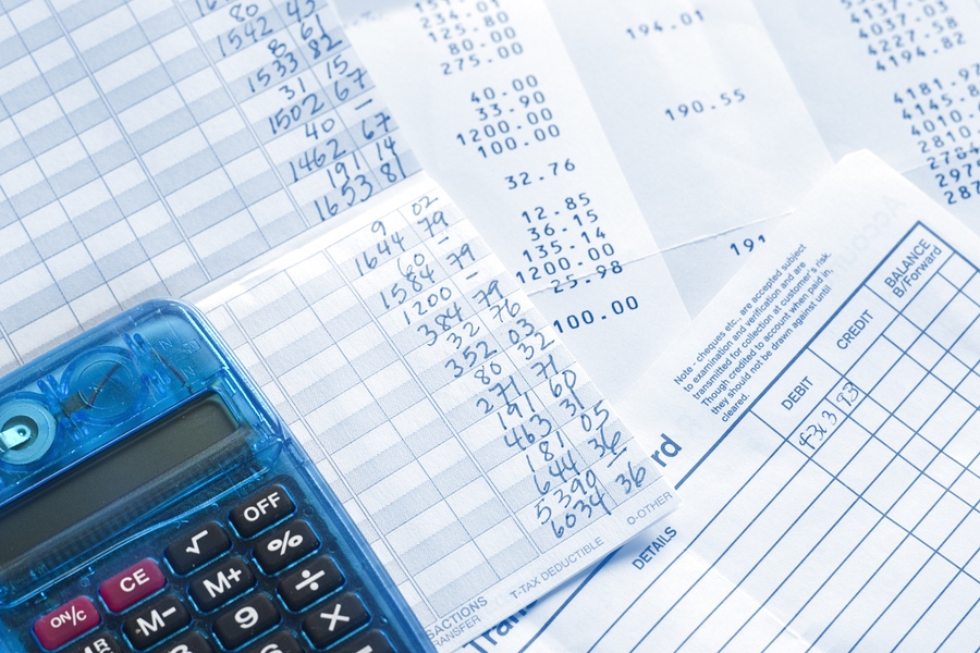 Balancing Checkbook and Bank Statement