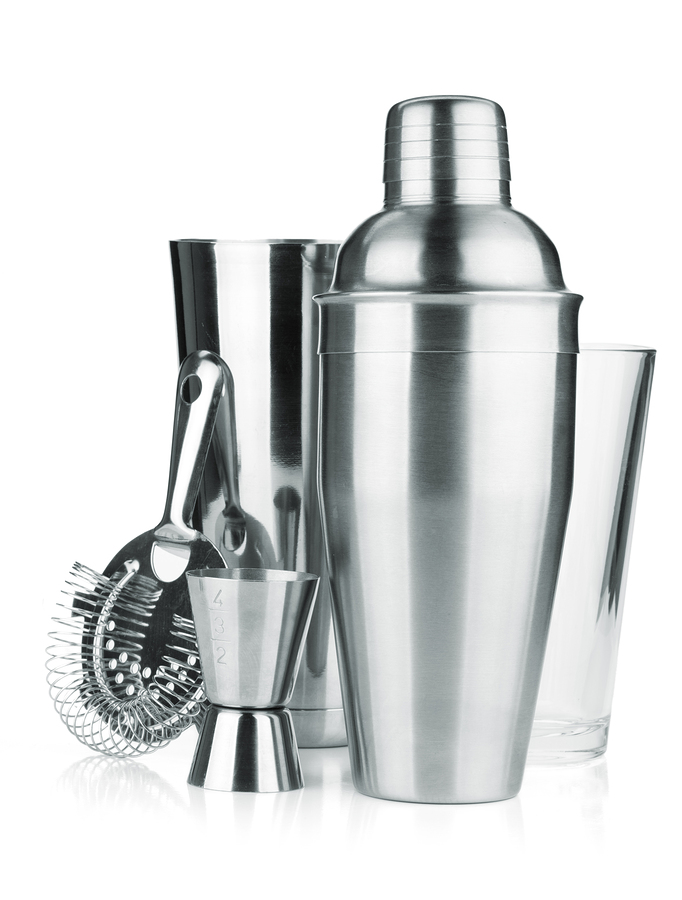 bigstock-Cocktail-shakers-strainer-and-23868374