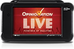 Opinionation Live