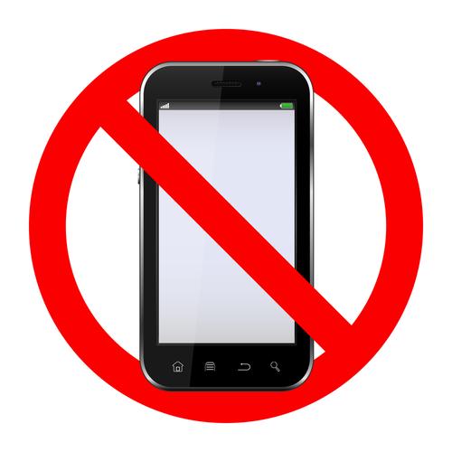 Фото мобільний телефон заборонен 13 фотография