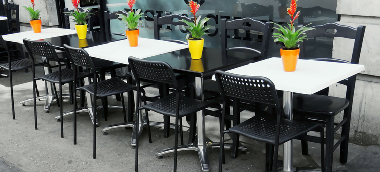 restaurant patio ideas