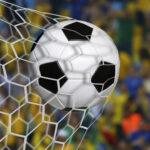 world cup soccer at bar