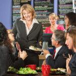 manage restaurant complaints