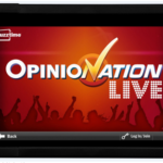 OpinioNation LIVE bar game