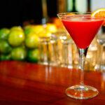 winning cocktail menu