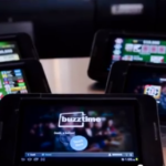 Buzztime BEOND gaming Tablets