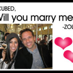 MCCUBED, Will you marry me? -Zolna