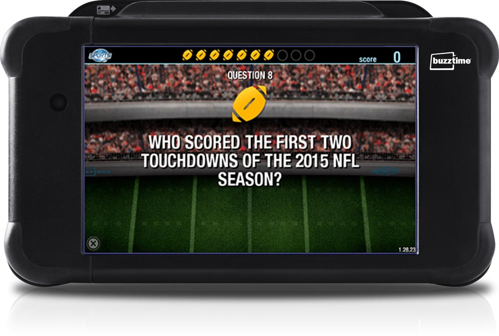 Who scored the first 2 Touchdowns of the 2015 NFL Season