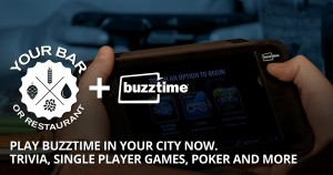 Buzztime Digital Marketing Sample