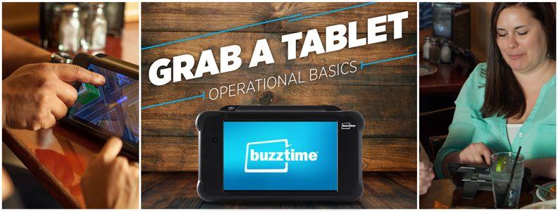 Grab a Tablet