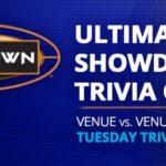 Buzztime's Ultimate Showdown Trivia Contest