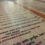 How to Avoid Common Menu Problems