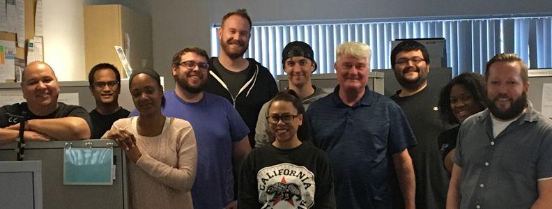 Buzztime's Customer Service Team