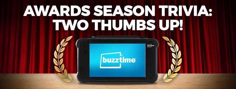 Awards Season Trivia: Two Thumbs Up!