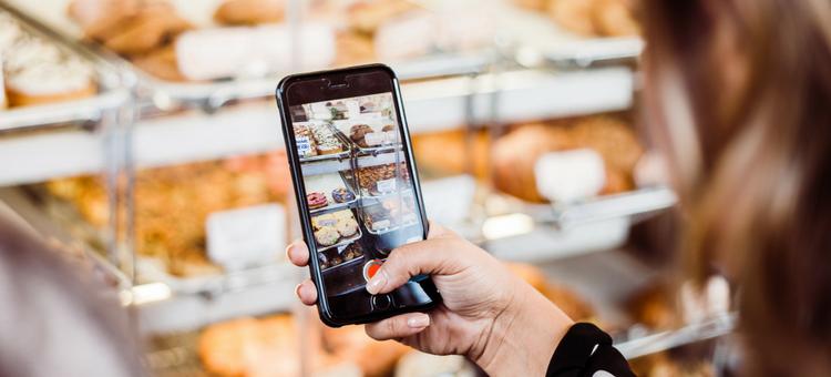 snapchat restaurant marketing
