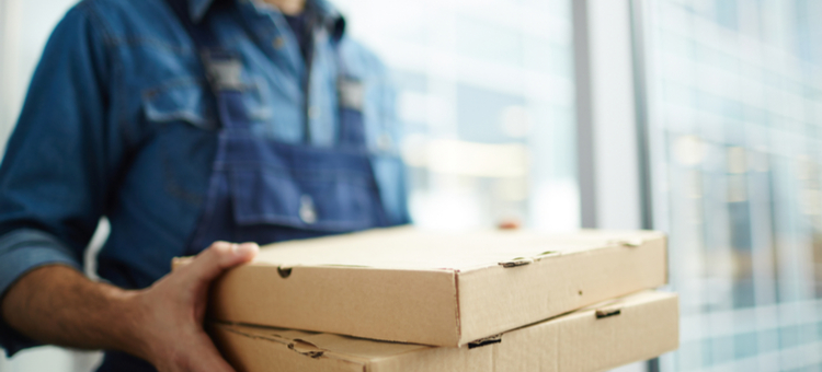 restaurant delivery services