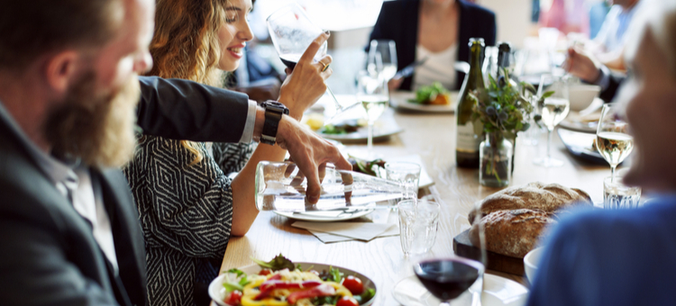 restaurant bookings
