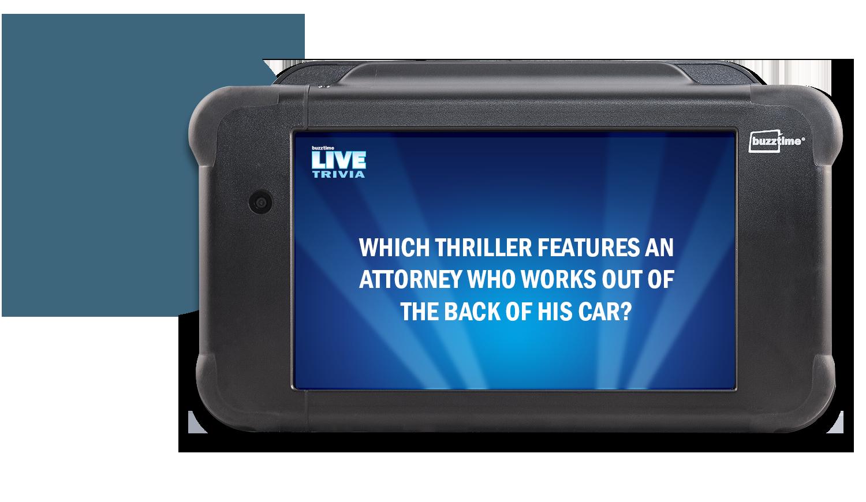 Buzztime Live Trivia