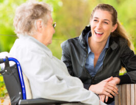 nursing home visitor activities