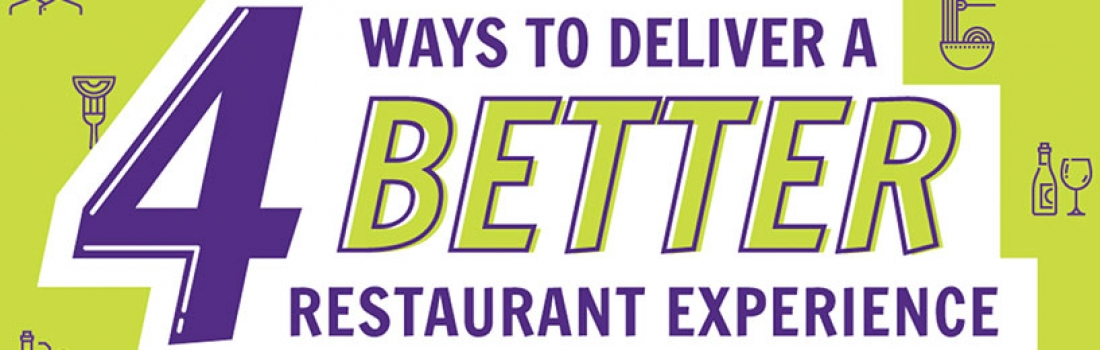 4 Ways to Deliver a Better Restaurant Experience | Buzztime