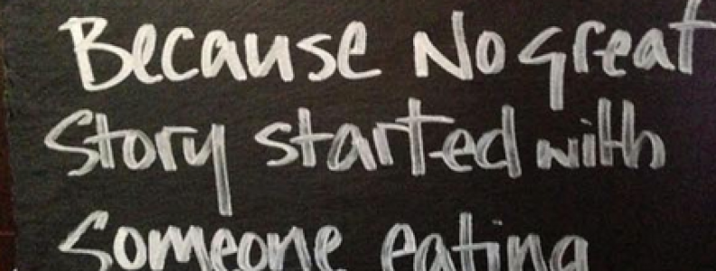 10 of Our Favorite Funny, Clever and Outrageous Chalkboard Signs