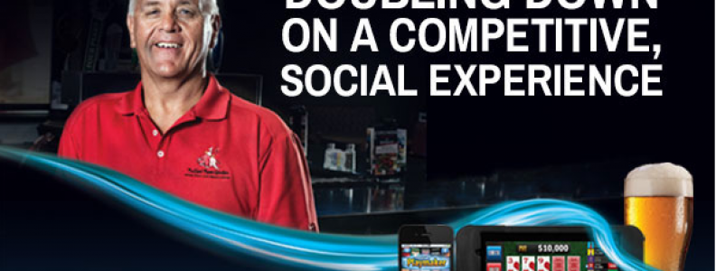 Double Down on a Competitive Social Experience at Your Bar