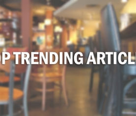 Top Trending Bar And Restaurant Articles Of The Week