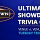 Buzztime's Ultimate Showdown Trivia Contest
