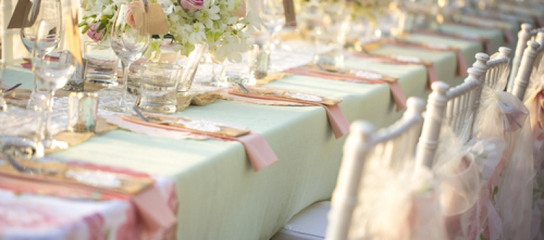 How to Maximize Profits During Wedding Receptions