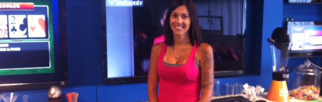 Behind the Scenes at Buzztime with Shawnna Duffy