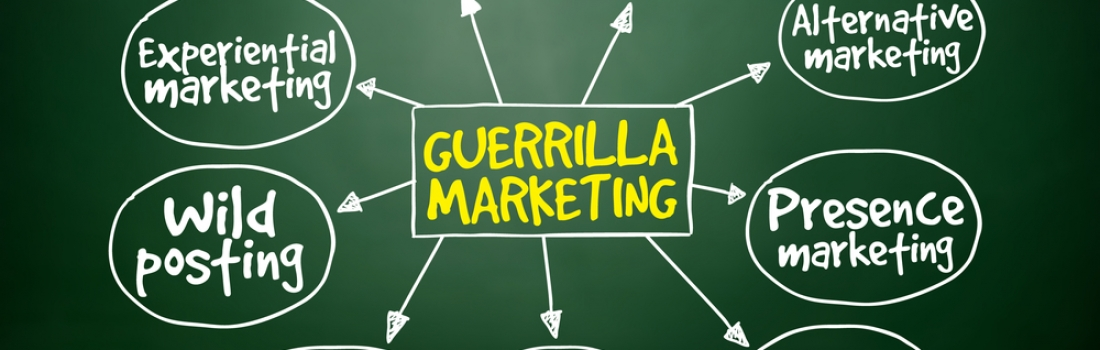 Save Big and Entice Customers with Guerrilla Marketing