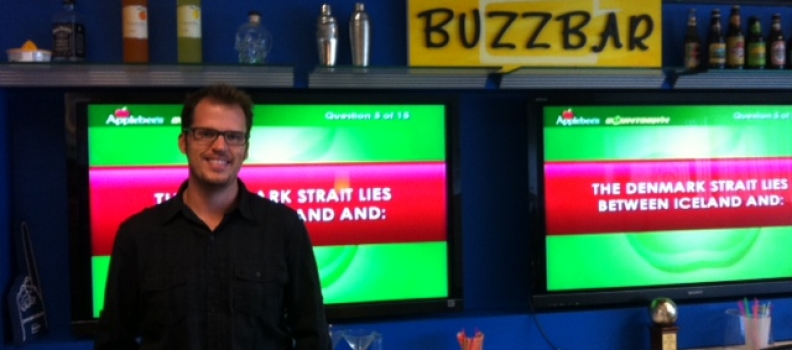 Behind the Scenes at Buzztime with Tom Schuck